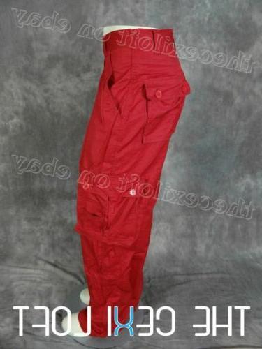 Mens 8-POCKET CARGO PANTS in Flap