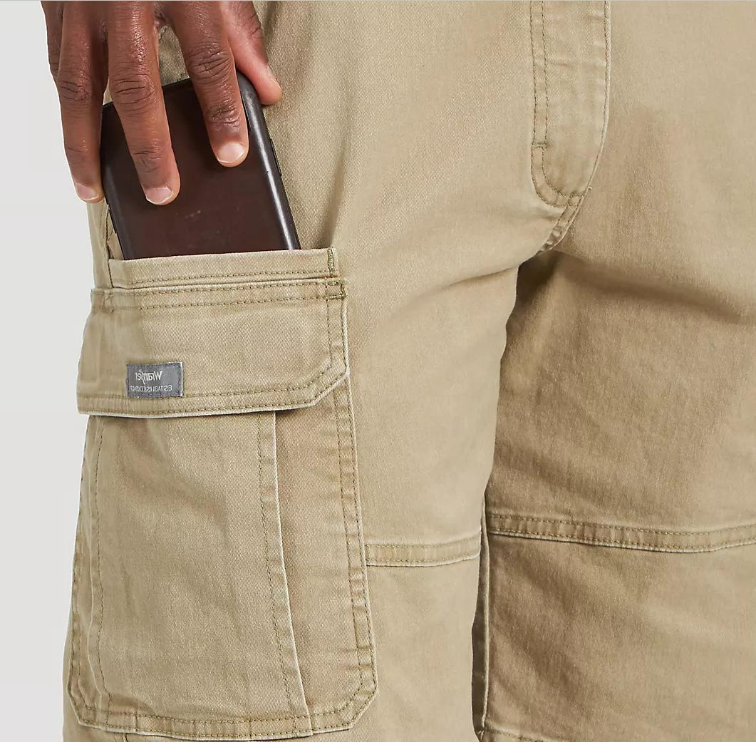 Mens w Relaxed Tech Pocket Elmwood ALL