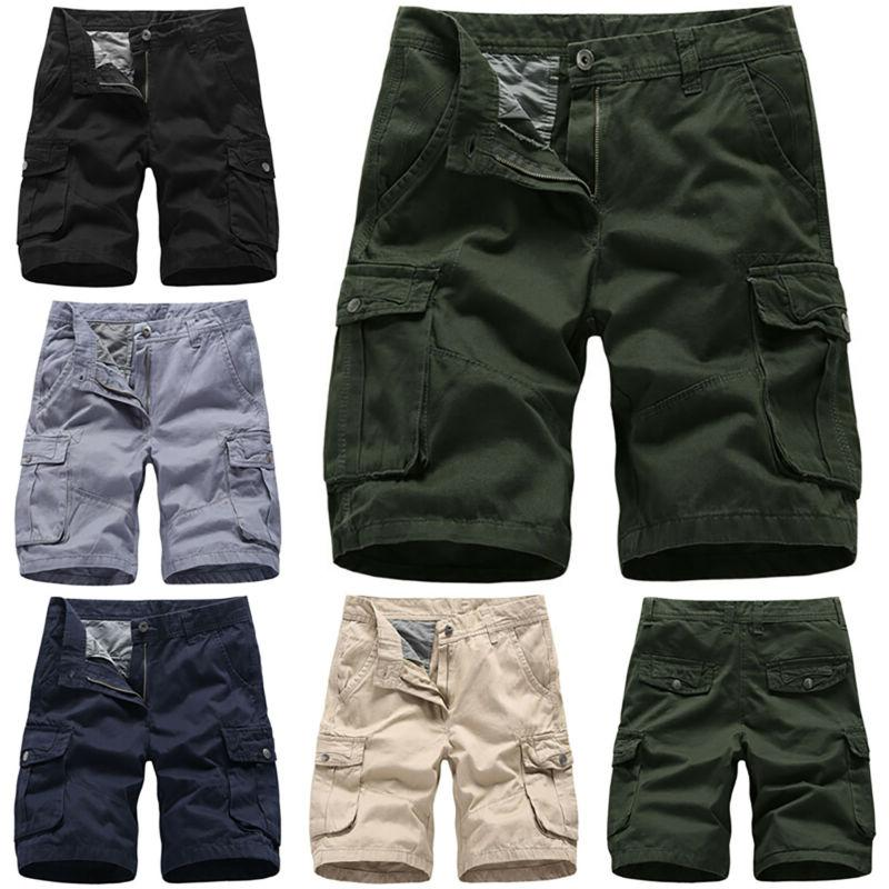 Mens Army Cargo Short