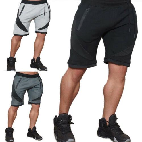 Mens Cargo Pants Casual Beach Sport Gym