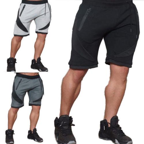 Mens Cargo Pants Casual Beach Sport Gym