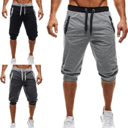 Mens Cargo Shorts Casual Gym