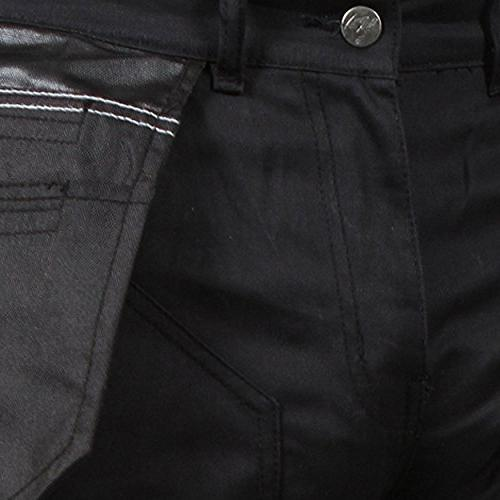 Newfacelook Trousers Working Pockets