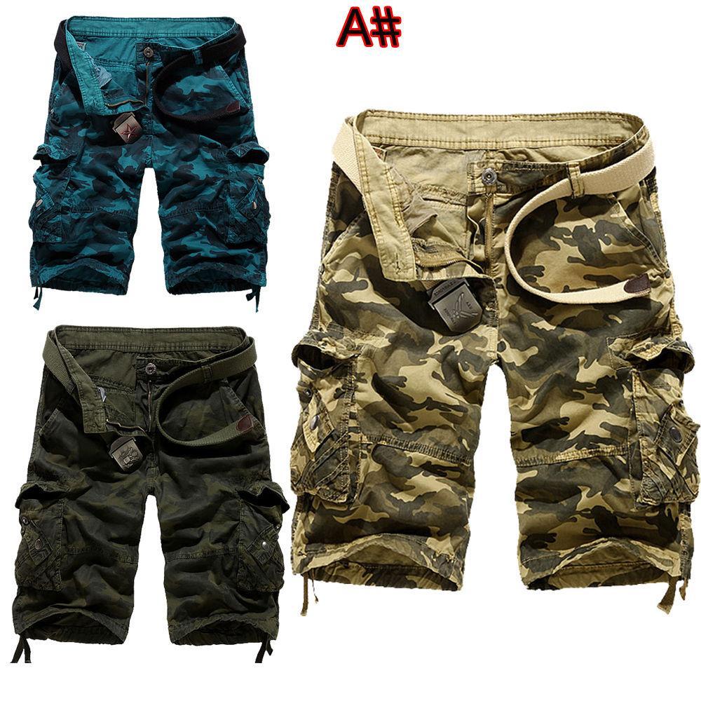 Mens Combat Pants Military Army Work