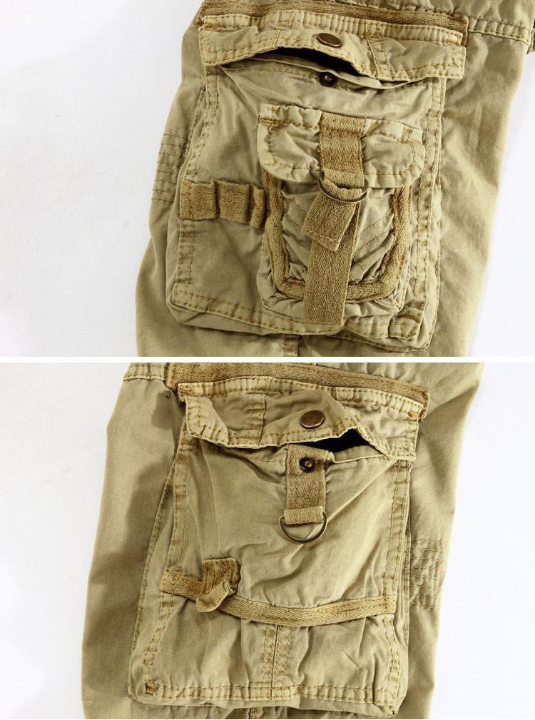 Cargo Shorts Casual Work