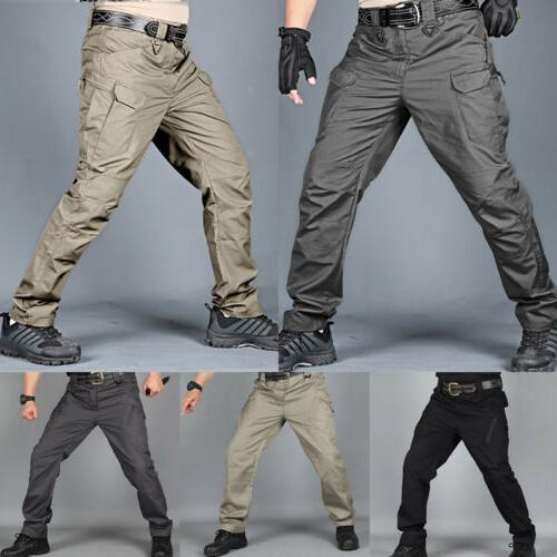 Mens Trousers Military Tactical