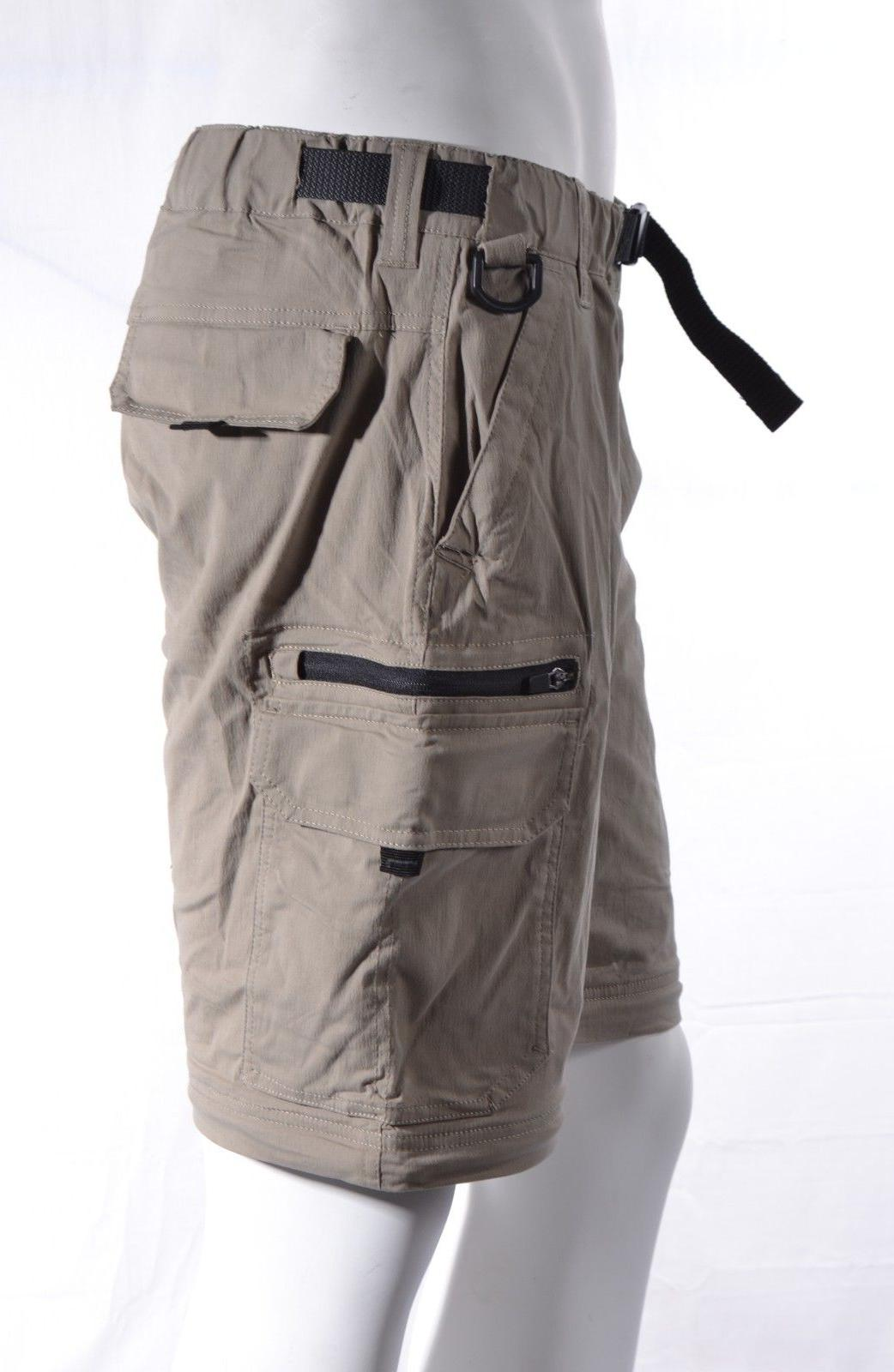 BC Pants Cargo Hiking Stretch