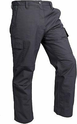 LA Police Gear Mens Core Cargo Lightweight Work Pant