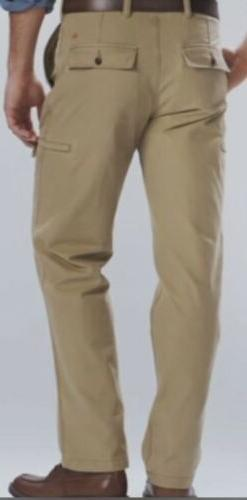 mens crossover cargo pants size 42 x
