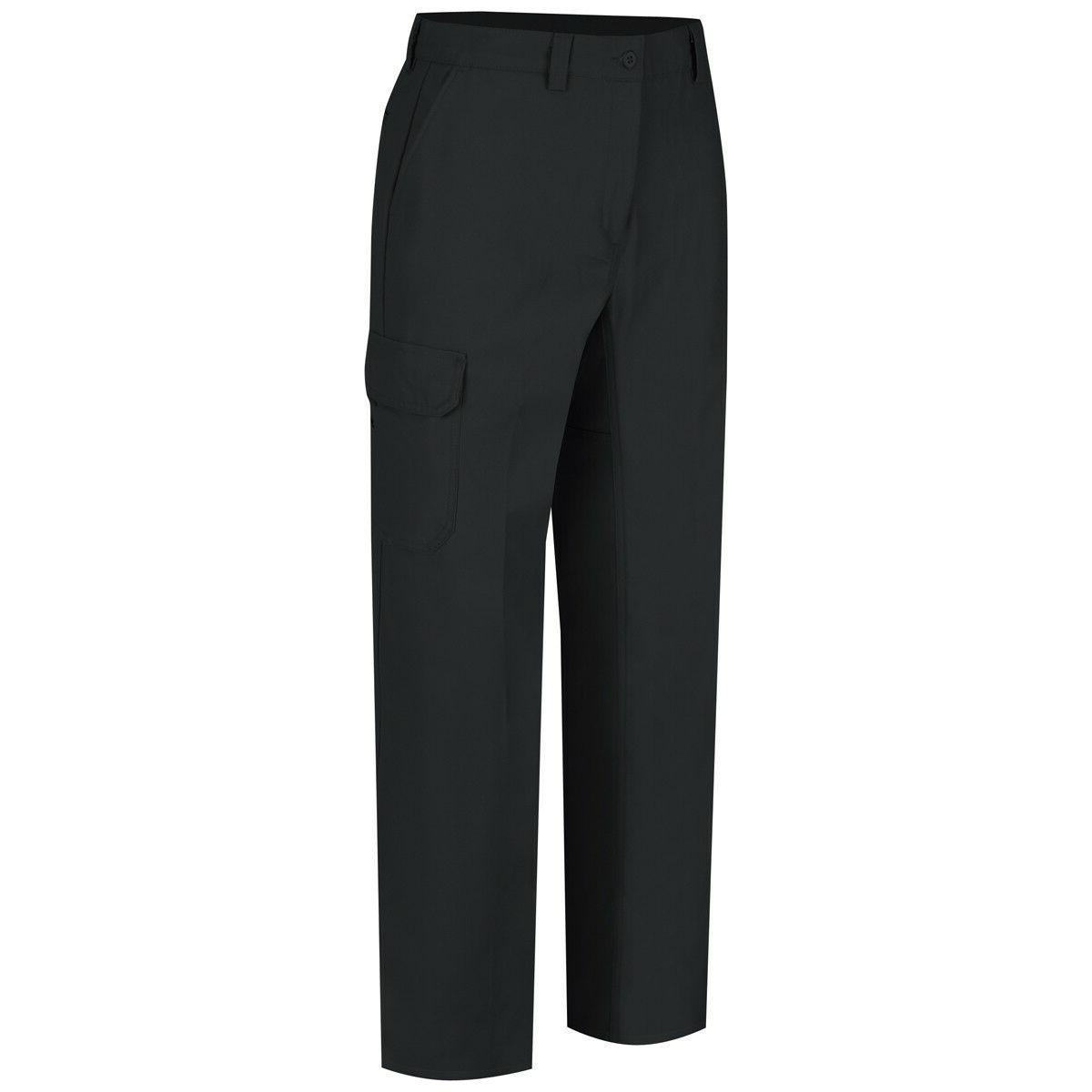 Wrangler Mens Functional Cargo Work Pants, Black