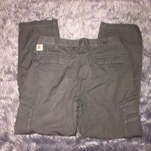 38X32 Relaxed-Fit Tappen Work Cargo
