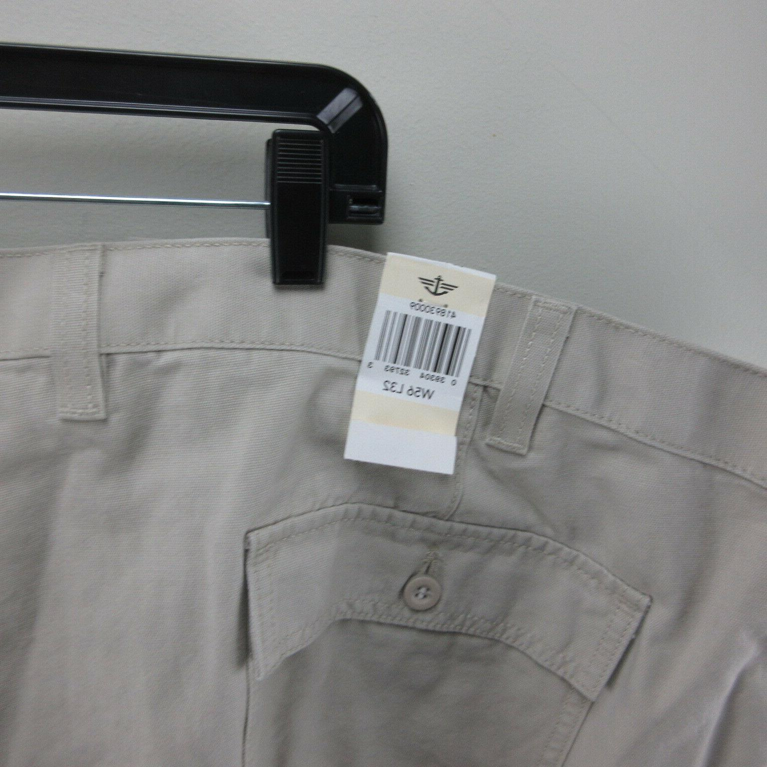 Mens Khaki Dress Tan 56 L 32 The In NWT