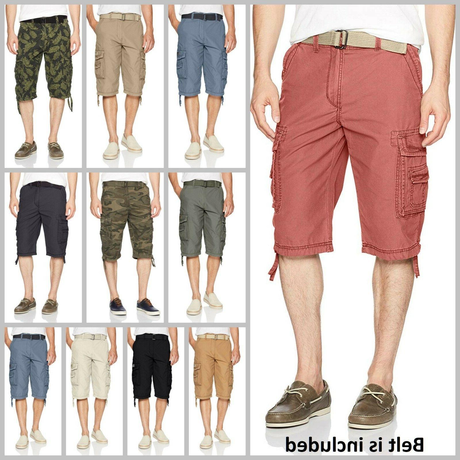 mens messenger shorts casual pants cargo shorts