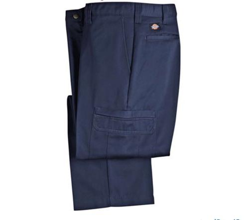 mens navy blue 34x32 industrial relaxed fit