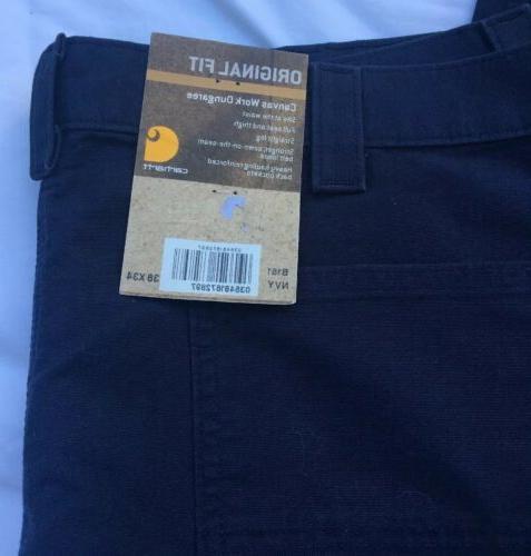Men's Carhartt Fit Work Pants Sz