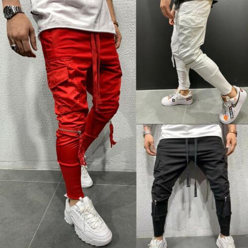 Mens Tactical Combat Trousers Cargo Pants