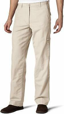 Dockers Mens Pants Beige Size 34X34 Classic Fit Comfort Wais