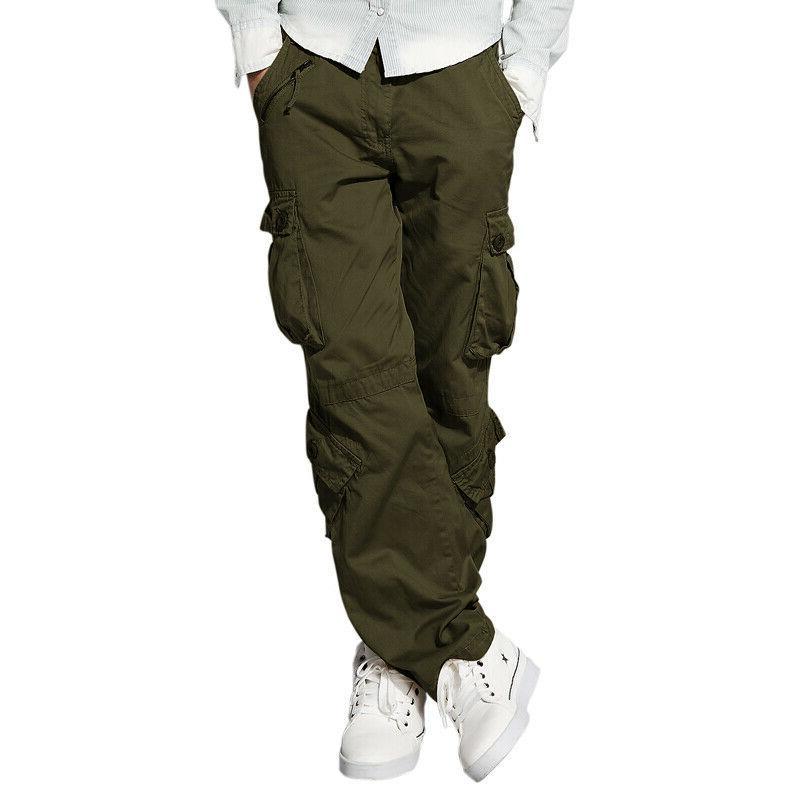 Match Camo Work Pants Trousers Waist
