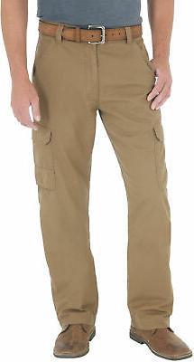 Wrangler Mens Ripstop Cargo Pants
