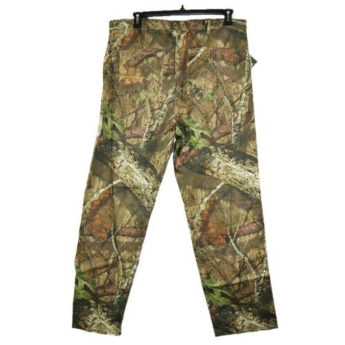 Tallwoods Size 36x32 Mossy Cargo Pants Fishing New