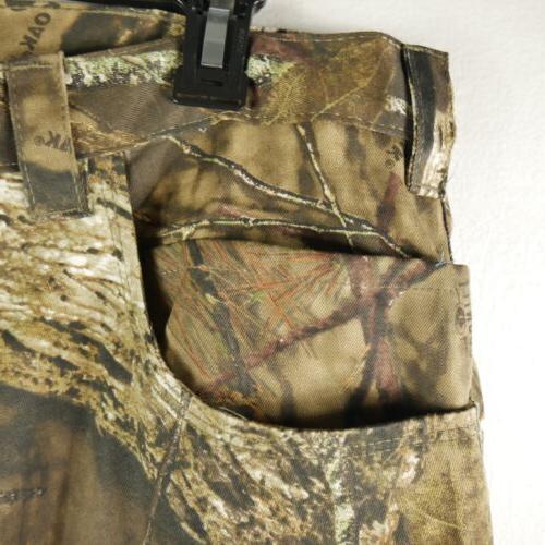 Tallwoods Mens Mossy Oak Cargo Pants