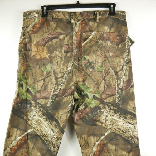 Tallwoods Mossy Camouflage Cargo Pants Hunting Fishing