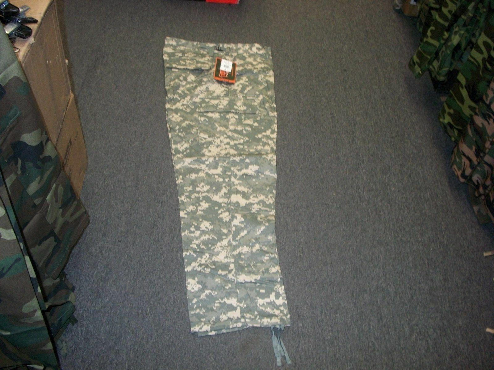 Military Army Fatigue Camouflage TO