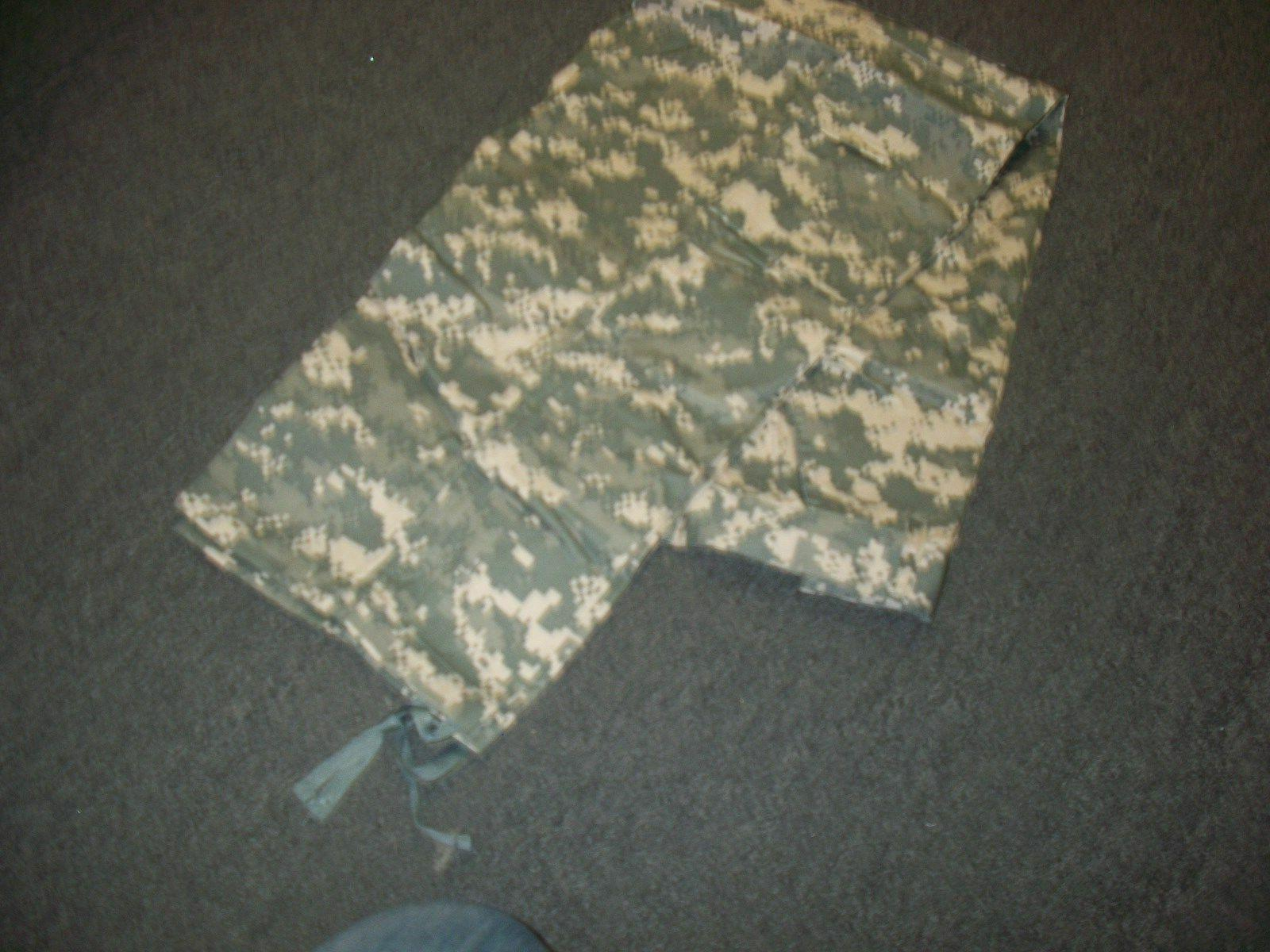 Military BDU Pants Army Camouflage Camo S TO 4X