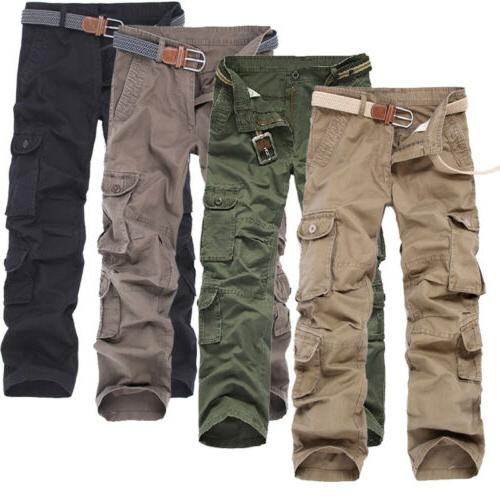 Military Men's Pants Combat Camouflage Army