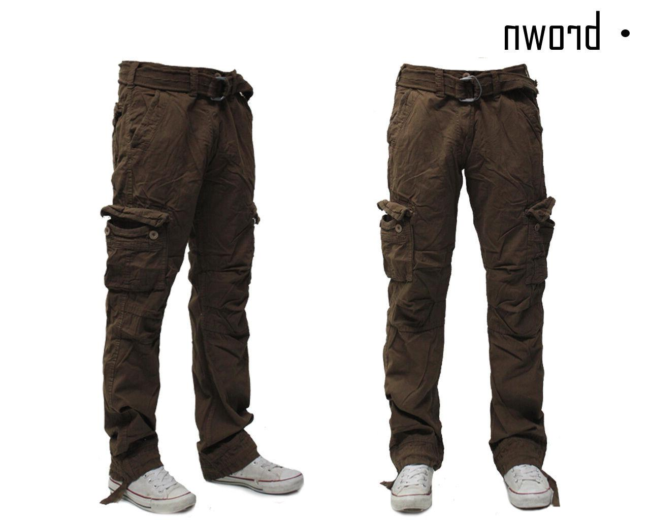 Military Cotton Pants Combat Army Style