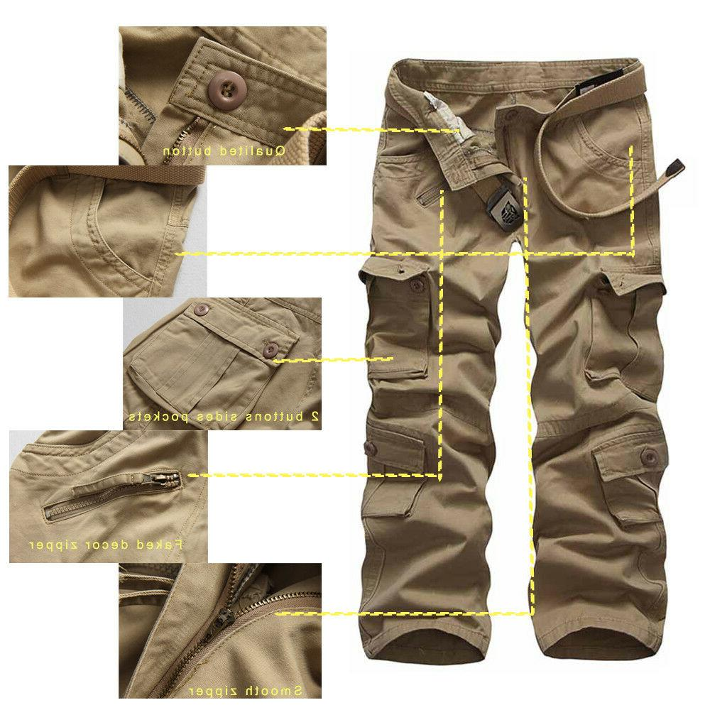 Military Pants Combat Camouflage Army Trousers
