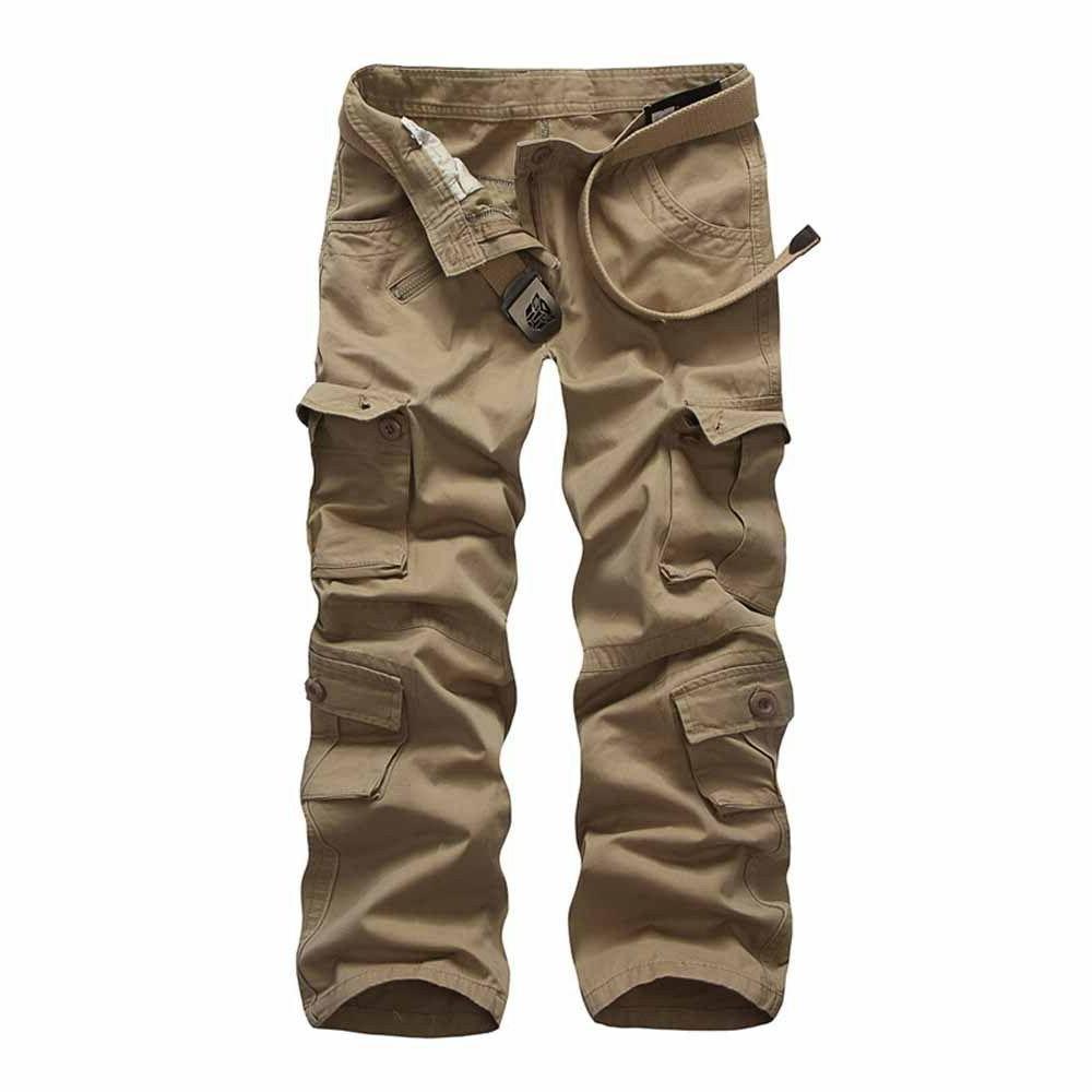 Military Cargo Pants Combat