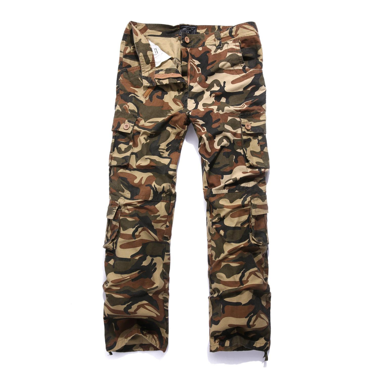 Pants Combat Camouflage