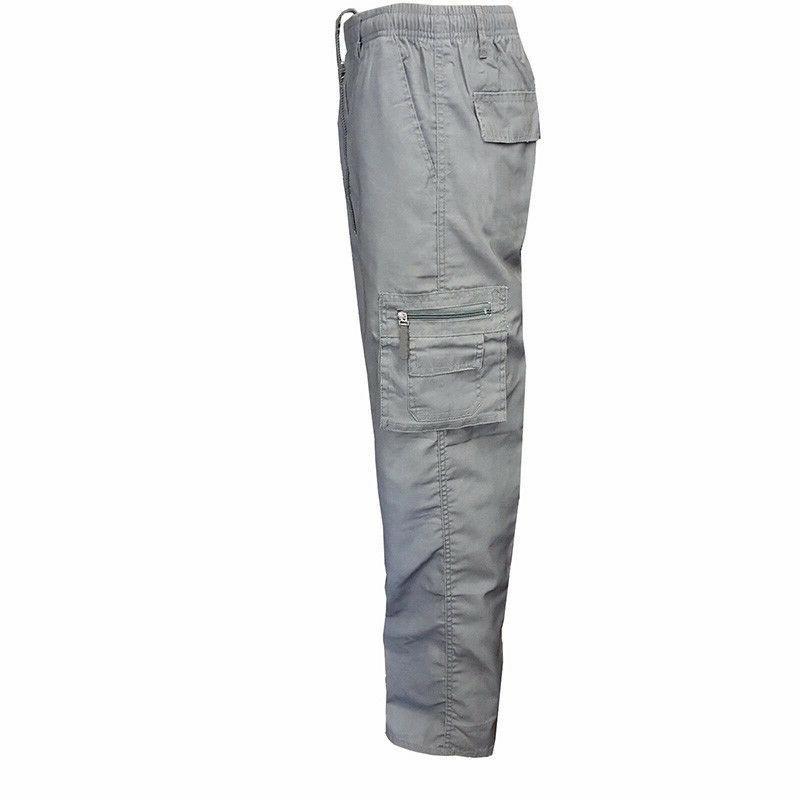 Men's Cotton Pants Camo Army Style