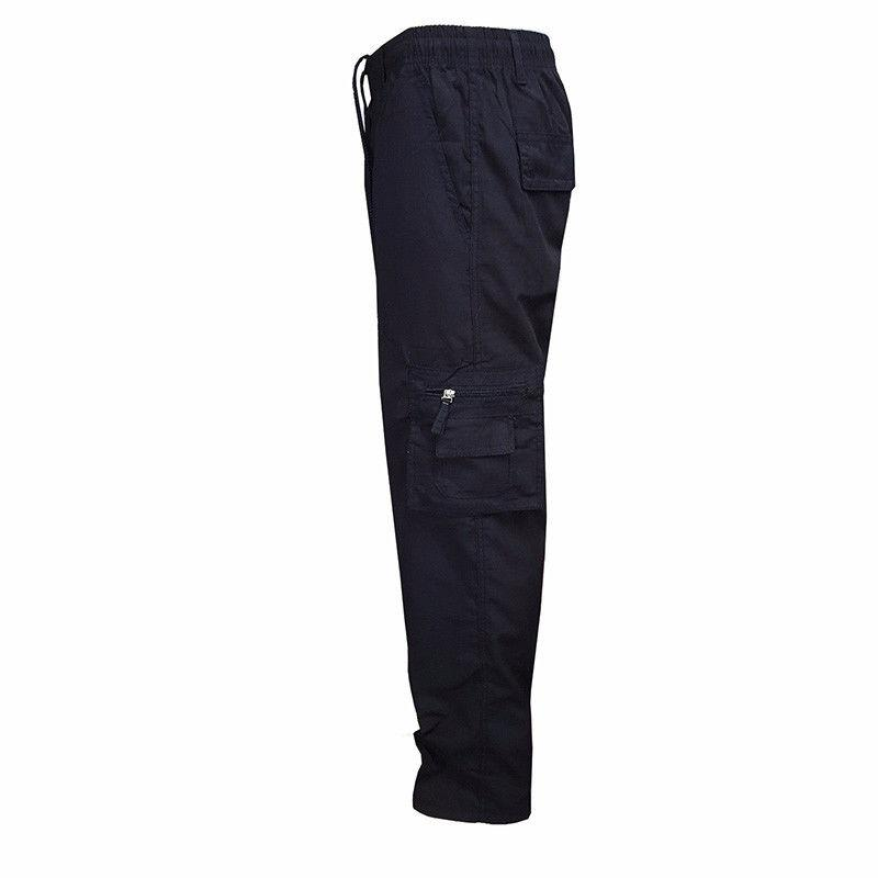 Men Work Pants Military Cargo Combat