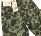 NEW Boys Levi's 511 Slim Cargo Pants size 7 Regular Youth Ki