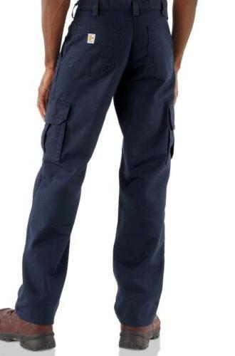 NEW Fire Resistant Cargo Pants Blue