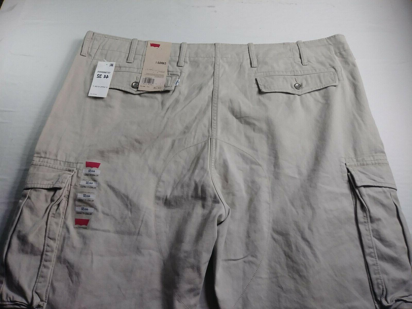 New Cargo Pants Beige