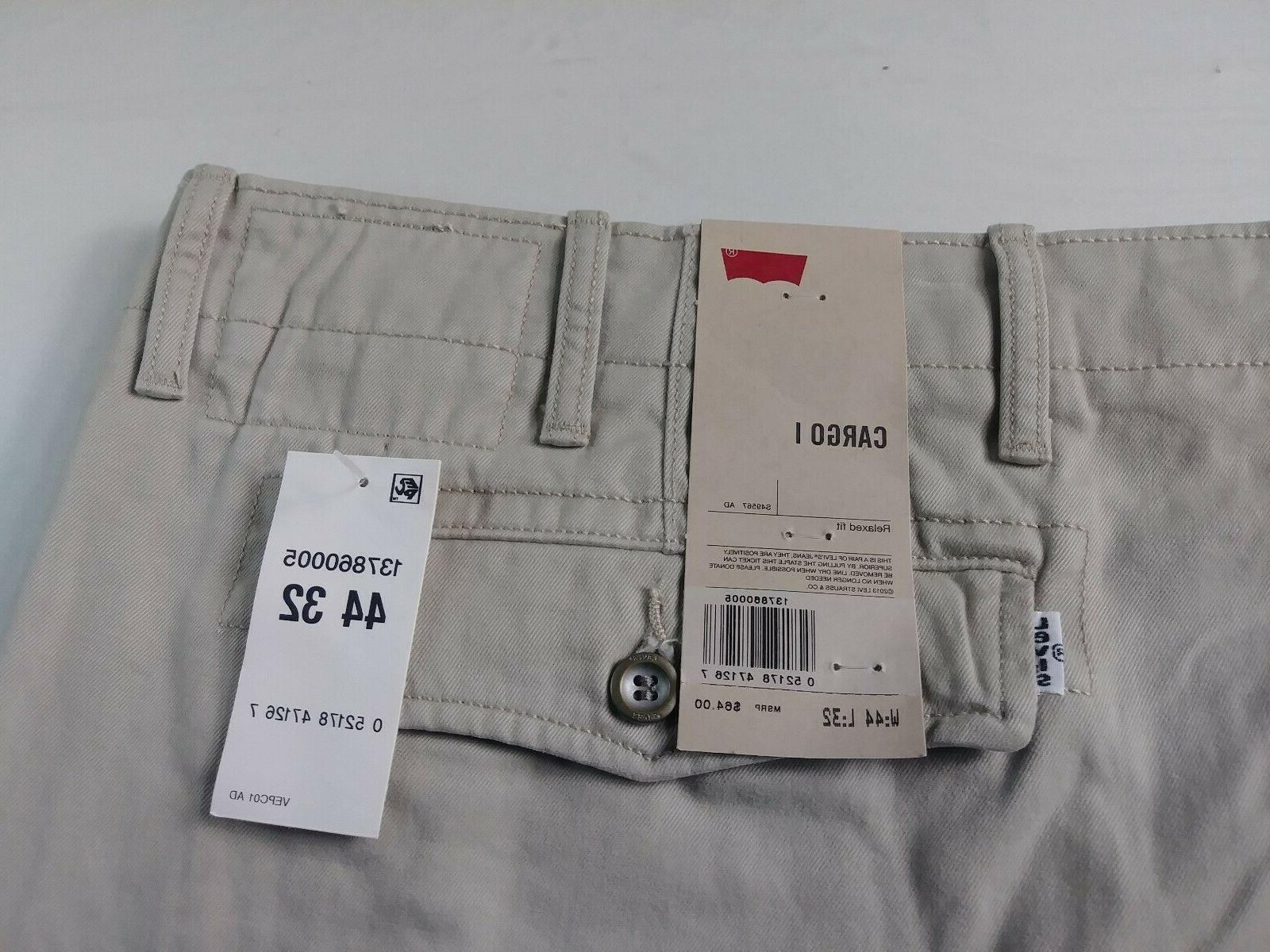 New Levi's Cargo Pants Beige