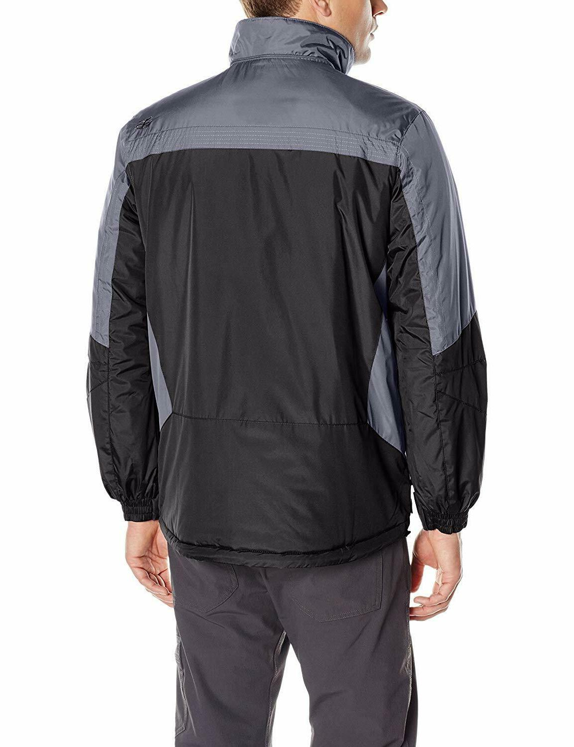 NEW Men's Blackstone Insulated X-Large XL Gray Hood