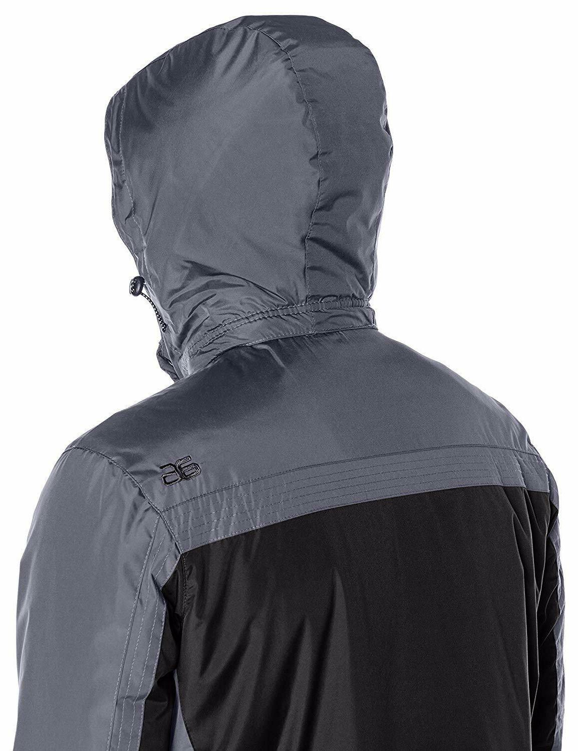 Insulated X-Large XL Gray Coat Hood