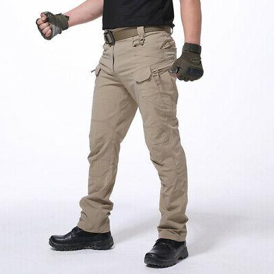 New Work Cargo Pants with Pockets Loose