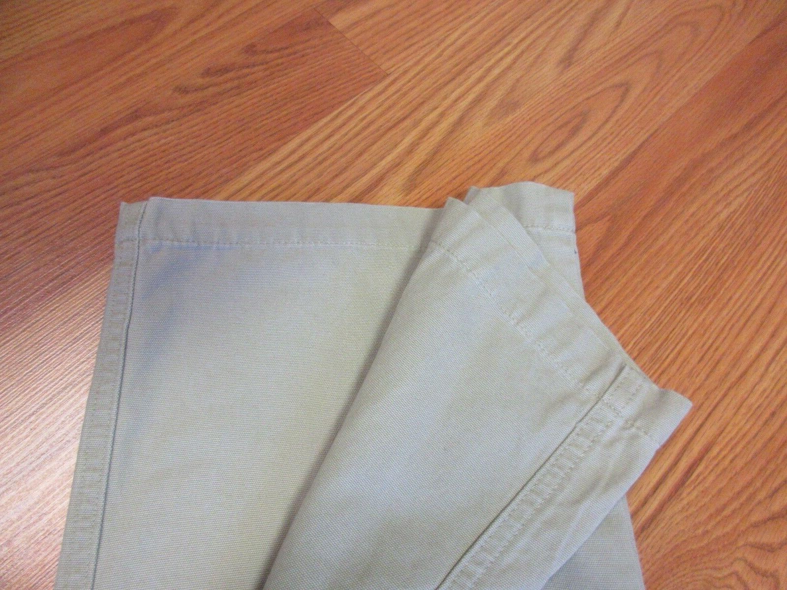 NEW! CARGO PANTS Mens 100% x 34L