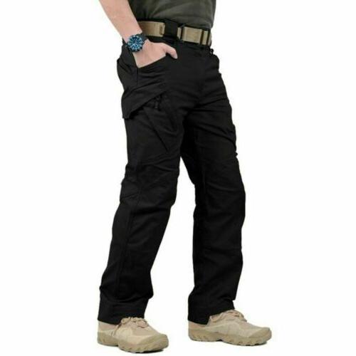 New Soldier Waterproof Trousers Men Combat Hiking