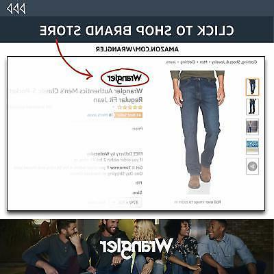 Wrangler Solid Mens Twill Pants $30 976