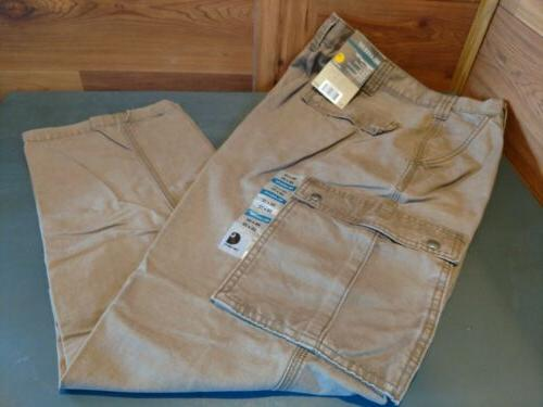 NEW W/TAGS MEN'S CARHARTT FIT CARGO PANT