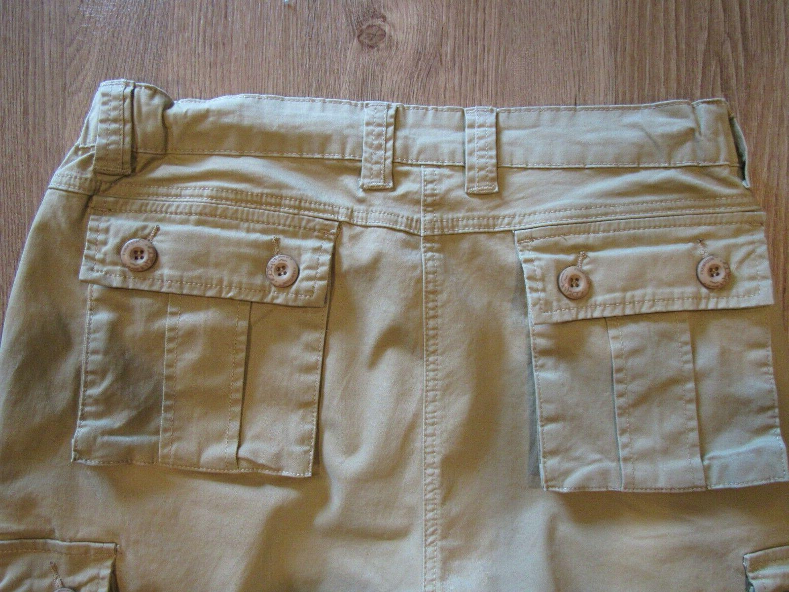 Must Way~ Tactical Cargo Pants~ Cotton~ 8 Pockets~Size 32 New!