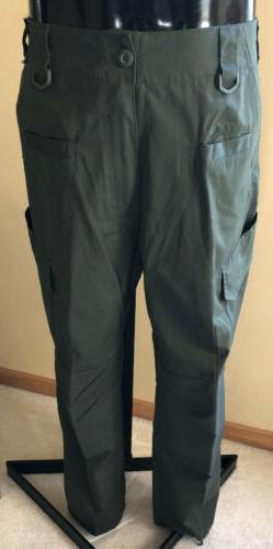NWT LA Police Gear Men's Basic Operator Tactical Pants Cargo