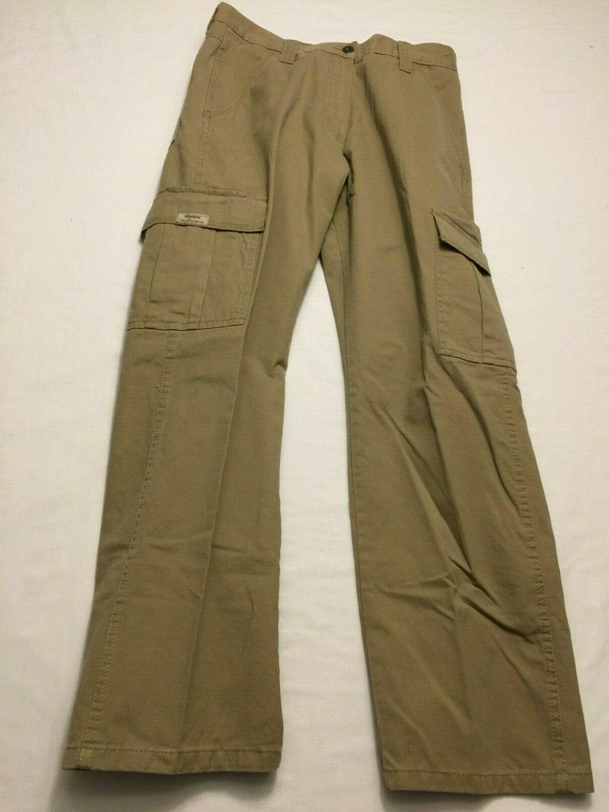 Relaxed Fit 70LEWGR 7 Pants