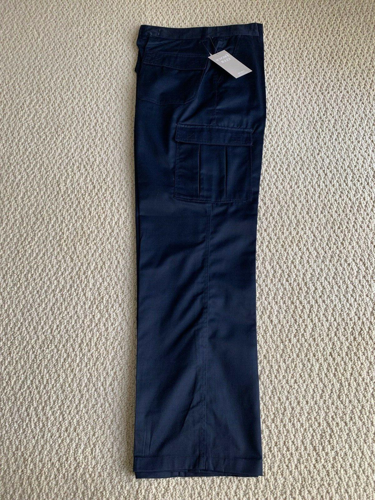 NWT French Classic Flap Pocket Pants SIZE